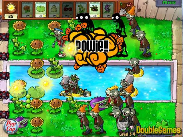 Plants vs. Zombies (4/6)