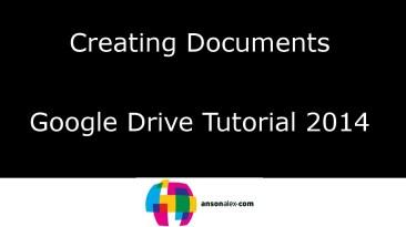 creating docs in google drive 20