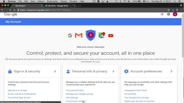 google drive how to download all