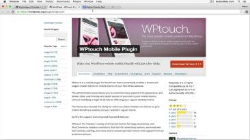 WordPress Plugin – Make Website Mobile-Friendly / Responsive [Video]