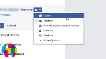 How to Hide Personal Information on Facebook Profiles [Video]