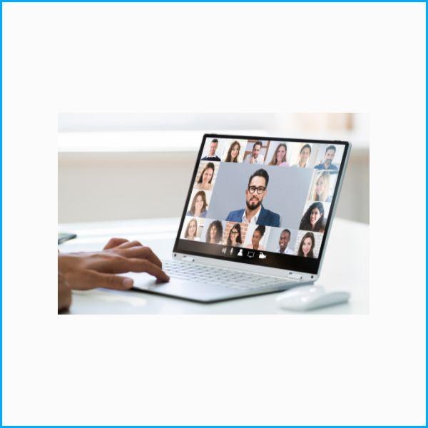 Digitale netværksmøder