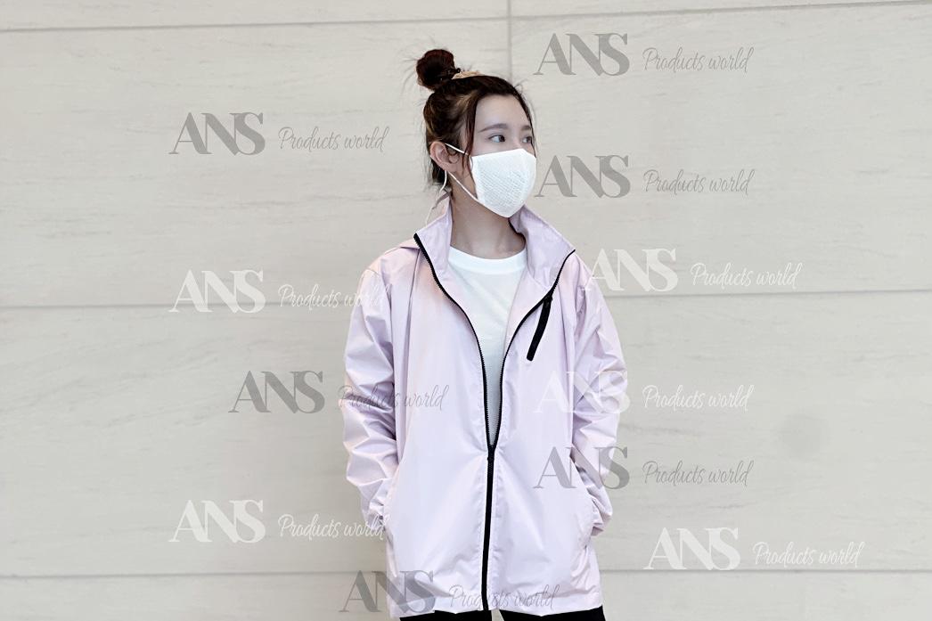 護一線守台灣 ANS防曬抗菌防護衣