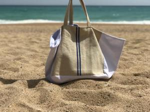 Bolso BeachBag BlueLine annananabcn