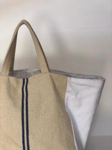 BeachBag BlueLine