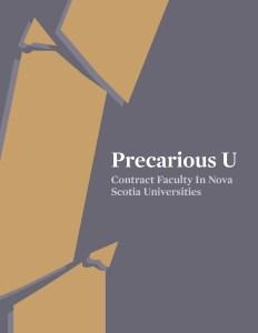 ANSUT - Precarious U -