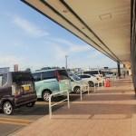 スーパーの駐車場に長時間停めたらどうなるの?