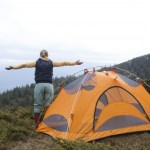 【山泊登山のステージへ】持ち物を厳選したい小屋泊テント泊