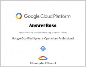 Google Cloud Platform Certification