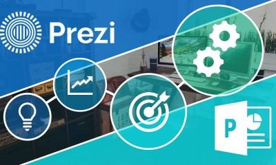 How to create Prezi style presentation with Microsoft PowerPoint