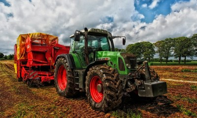 The impact of Technology in Farming