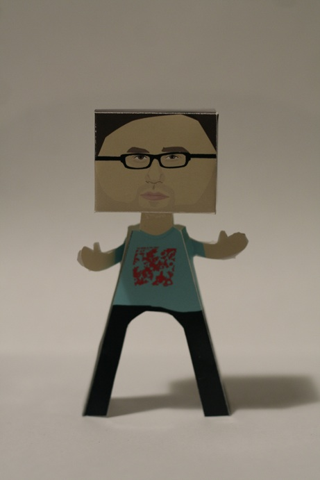 Martin the Paper Sound Man