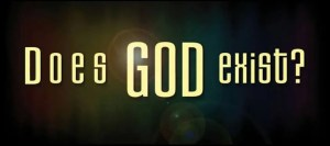 Does God Exist logo