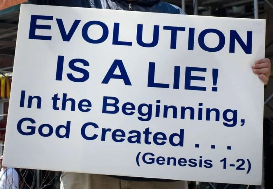 Why do Christians and Muslims Reject Evolution?