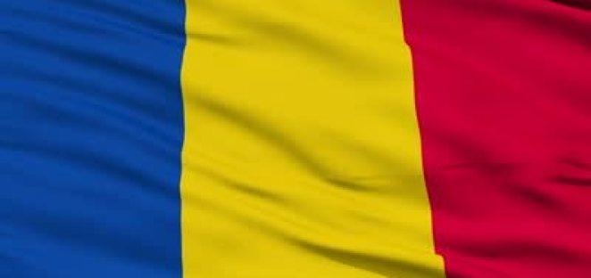 Chad national flag