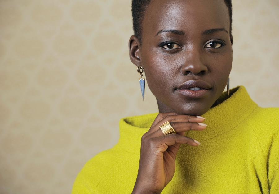 Image result for a-list african american actresses lupita