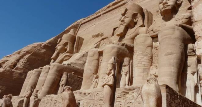 Imhotep -- Pharaohe of Ancient Egypt