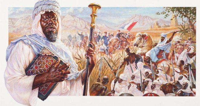 Samore Toure -- King of Sudan