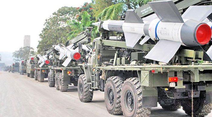 Angola Military