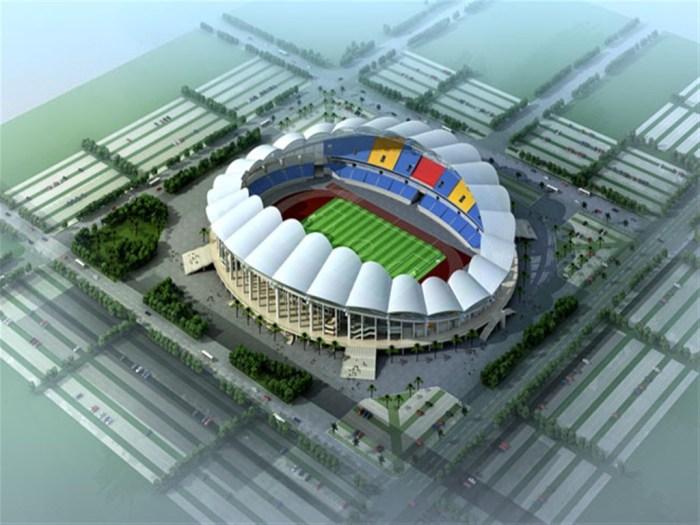 National Stadium-Chiazi
