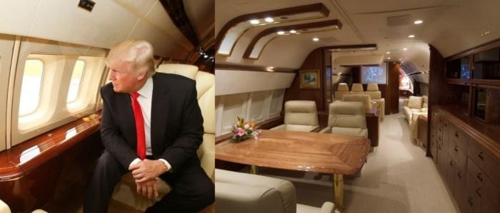 Donald-Trump-Jet