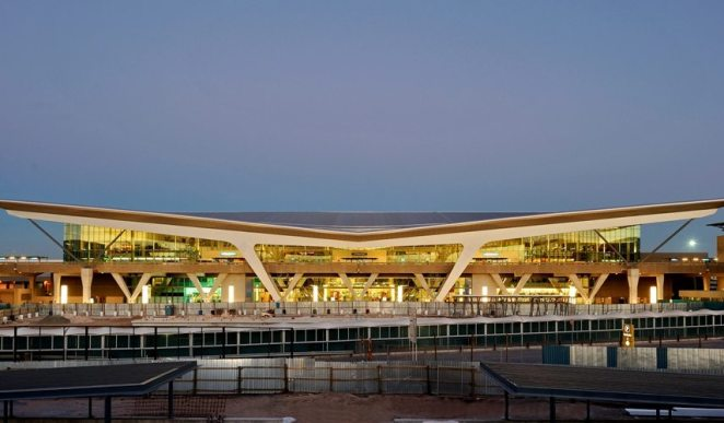 Cape Town International Airport, South Africa