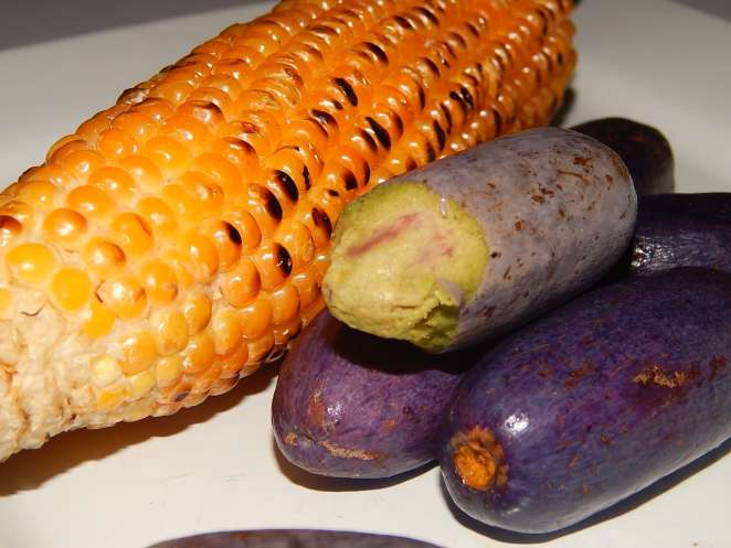corn ube