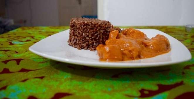 domod peanut soup african soup