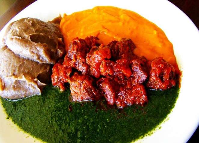 amala and ewedu soup african soups