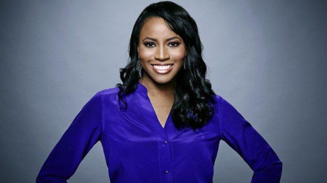 African CNN Anchor