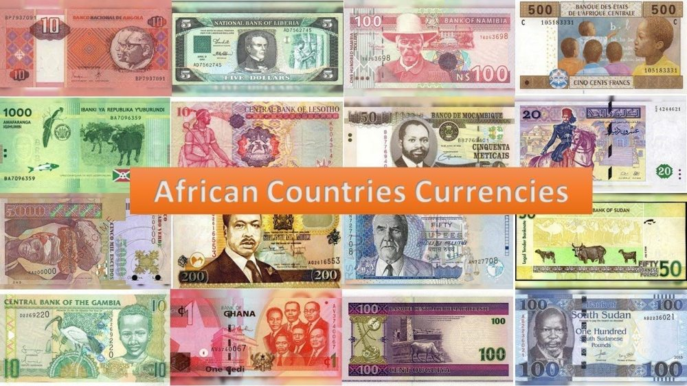 Image result for african currency