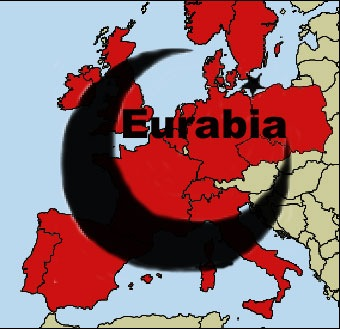 Image result for islam europe map