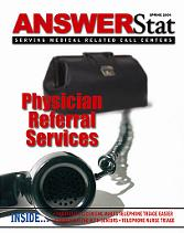 The Spring 2004 issue of AnswerStat magazine