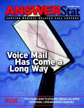 The Aug/Sep 2005 issue of AnswerStat magazine