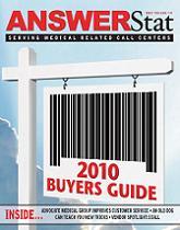 The Dec 2009/Jan 2010 issue of AnswerStat magazine