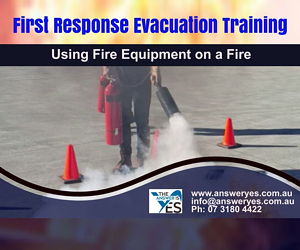 First Response Evacuation Training
