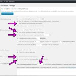 how to turn off comments in wordpress 4.6.1