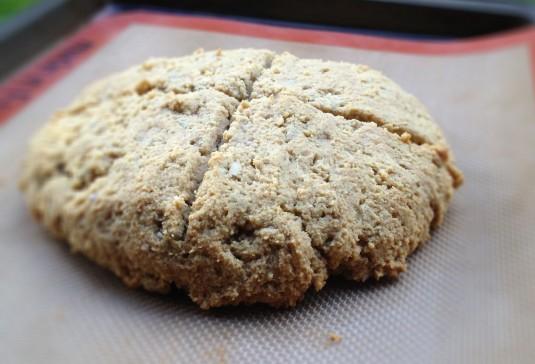 paleo diet challenge day 22 soda bread