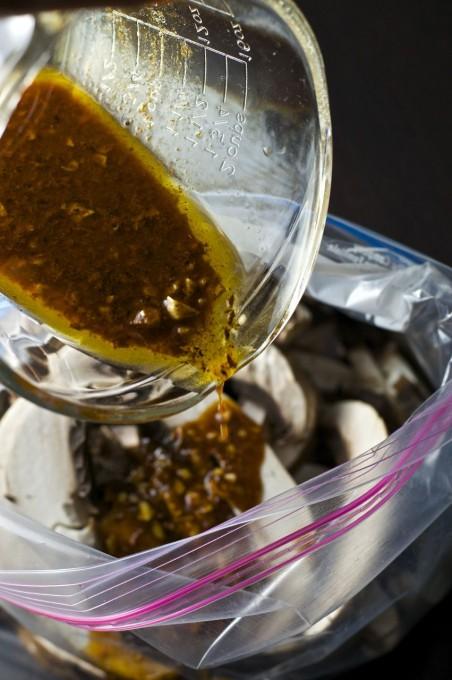 portobello mushroom tacos marinade