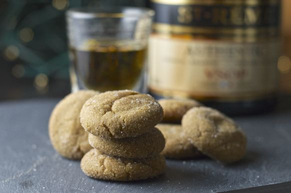 gingersnaps cheer brandy