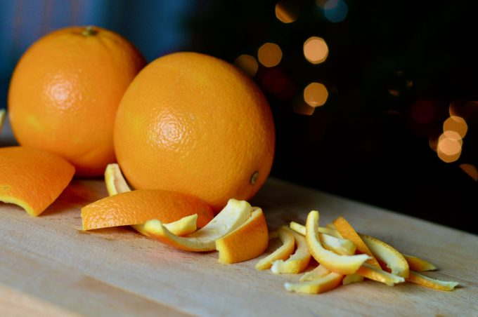naval oranges for candied peel
