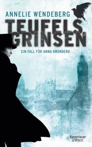 Teufelsgrinsen Buch-Cover