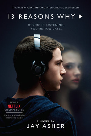 Thirteen Reasons Why Netflix Cover