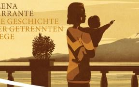Die Geschichte der getrennten Wege, Buchcover