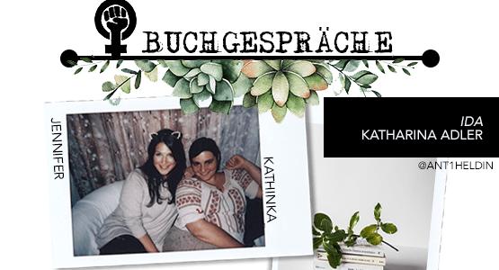 """""""Ida"""" von Katharina Adler – Buchgespräche in Münchner Kneipen"""