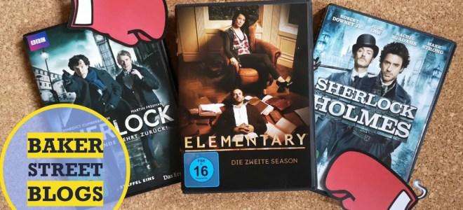 """Wer ist der beste moderne Holmes? – """"Sherlock"""", """"Elementary"""" und die """"Sherlock Holmes""""-Filme im Vergleich"""