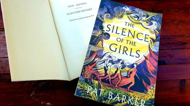 the Silence of the Girls Iliad Ilias