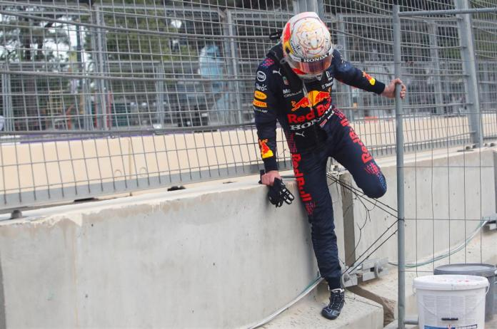 AP- Formula 1 - Αζερμπαϊτζάν - Μαξ Φερστάπεν