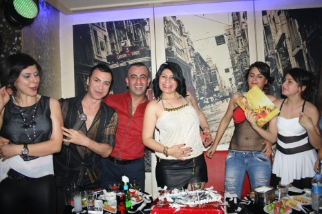 Paparazi Bar- Kalender- Muhabir Rüya Kürümoğlu- Antalya TV16