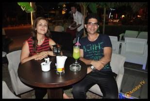 Aloha Cafe Bar- Bülent Soyubol- Antalya TV- Muhabir Rüya Kürümoğlu (8)
